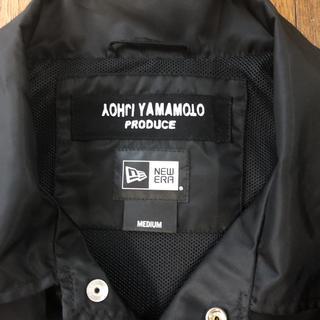ヨウジヤマモト(Yohji Yamamoto)のyohji yamamoto × new era 18ssコーチジャケット(ナイロンジャケット)