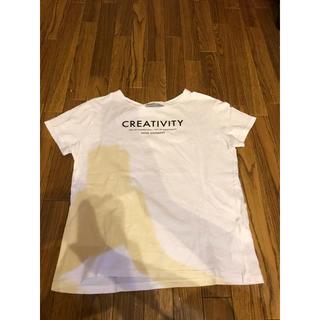 ZARA - ZARA シンプルロゴTシャツ