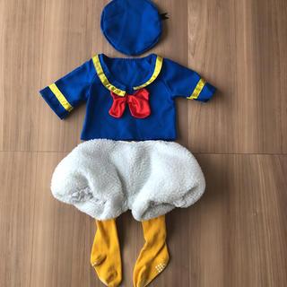 Disney - ドナルド  衣装 100cm