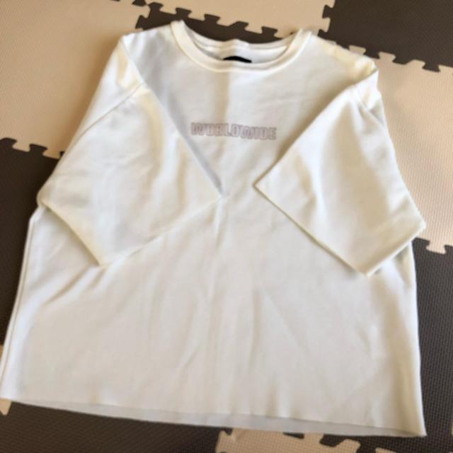 STUSSY(ステューシー)のSTUSSY トップス レディースのトップス(Tシャツ(半袖/袖なし))の商品写真