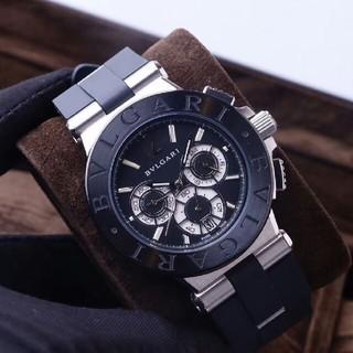 BVLGARI - ディアゴノ セラミック DG42BSCVDCH 新品 メンズ 腕時計