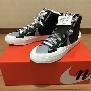 NIKE - Nike x Sacai Blazer Mid 27.5cm