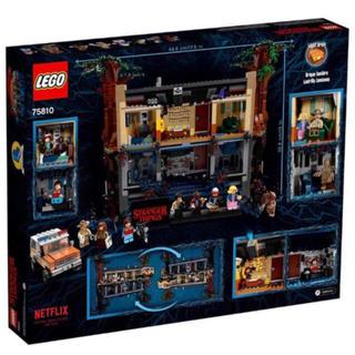 Lego - レゴ (LEGO) ストレンジャー・シングス 裏側の世界 75810