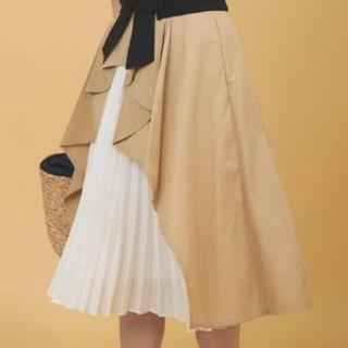 31 Sons de mode - トランテアン♡バックプリーツスカート