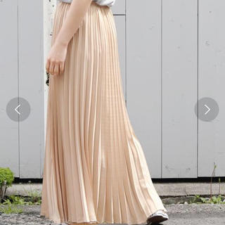 ビューティアンドユースユナイテッドアローズ(BEAUTY&YOUTH UNITED ARROWS)のプリーツスカート(ロングスカート)