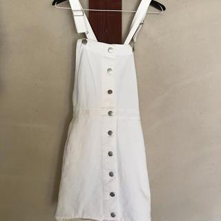 ウィゴー(WEGO)のサロペット オーバーオールスカート (サロペット/オーバーオール)