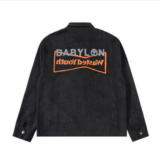 verdy babylon la wasted youth