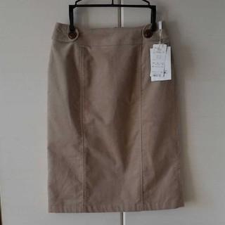 アルファキュービック(ALPHA CUBIC)のALPHA CUBIC ストレッチ スカート(ひざ丈スカート)