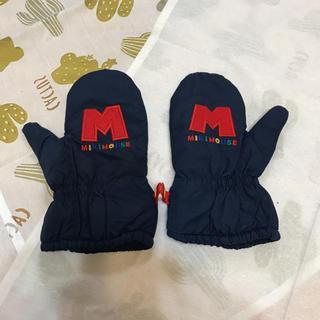 ミキハウス(mikihouse)のミキハウス手袋グローブ(手袋)