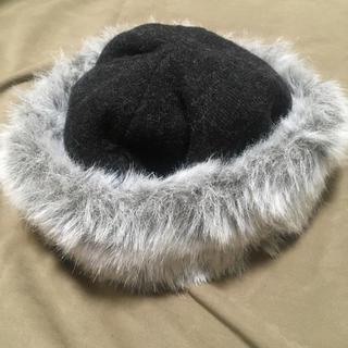 ローズバッド(ROSE BUD)のローズバッド  ROSEBUD ロシアン帽  ファー(その他)