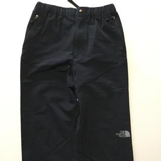 ザノースフェイス(THE NORTH FACE)のノースフェイス 黒ズボン 150(パンツ/スパッツ)