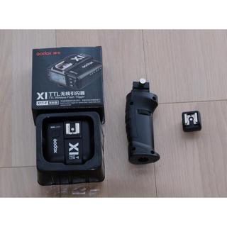 富士フイルム - GODOX X1T フラッシュトリガー 富士フィルム用 その他付属品