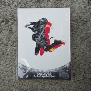 ワンオクロック(ONE OK ROCK)の『新品未開封』ONE OK ROCK/2018 Ambitions DVD通常盤(ミュージック)