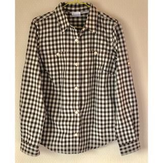 コロンビア(Columbia)のColumbiaチェックシャツ(シャツ/ブラウス(長袖/七分))