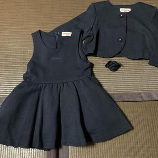 ミキハウス(mikihouse)のミキハウス アンサンブル 95cm(ドレス/フォーマル)