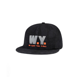 バビロン(BABYLONE)のBabylon × Wasted Youth cap Black(キャップ)