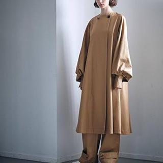 ENFOLD - ELIN chino trench coat 36 エリン トレンチコート