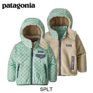 patagonia - パタゴニア リバーシブル ダウンジャケット 5T