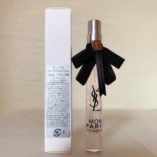 イヴサンローランボーテ(Yves Saint Laurent Beaute)のYSL イヴ・サンローラン モン パリ オーデパルファム10ml(香水(女性用))