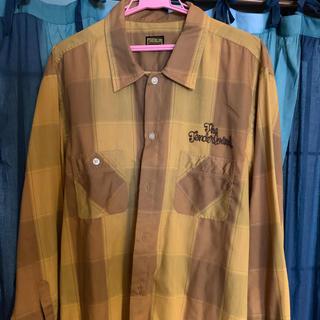 テンダーロイン(TENDERLOIN)のテンダーロイン チェックシャツ(シャツ)