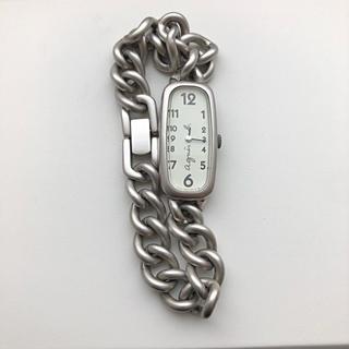 アニエスベー(agnes b.)のアニエスベー  時計 電池交換済み(腕時計)