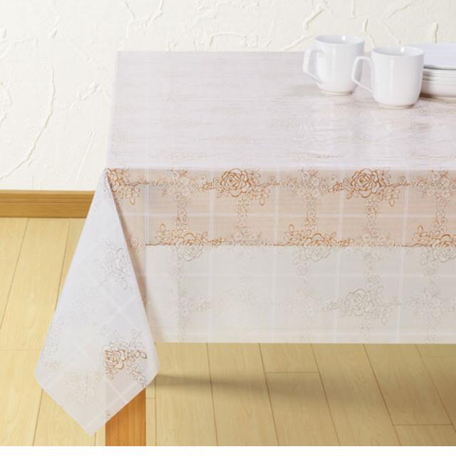 ニトリ(ニトリ)のテーブルクロス インテリア/住まい/日用品のキッチン/食器(テーブル用品)の商品写真