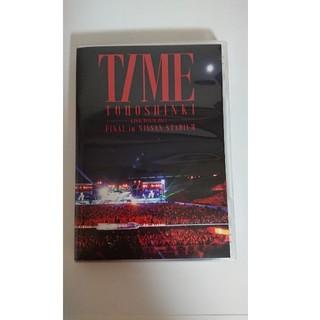 トウホウシンキ(東方神起)の東方神起 LIVE TOUR 2013 〜TIME〜 FINAL in NISS(ミュージック)