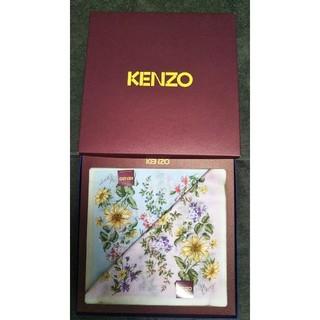 ケンゾー(KENZO)の新品未使用 KENZO ハンカチ2枚組(ハンカチ)