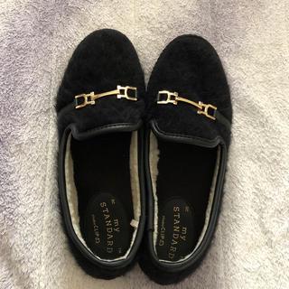 ステュディオス(STUDIOUS)のビット付き!ローフォー風シューズ(ローファー/革靴)