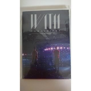 トウホウシンキ(東方神起)の【ポスター無し】 東方神起 LIVE TOUR 2015 WITH(ミュージック)