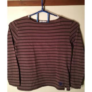 アーバンリサーチ(URBAN RESEARCH)のアーバンリサーチ/ボーダーTシャツ/38サイズ(Tシャツ/カットソー(七分/長袖))