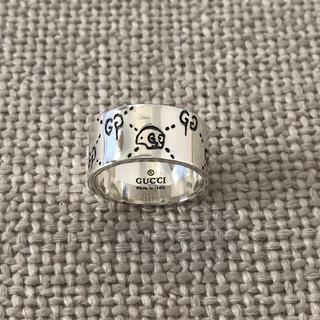 グッチ(Gucci)のグッチ ゴーストリング 新品(リング(指輪))