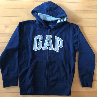 GAP Kids - GAP キッズ 150cm 紺色パーカー