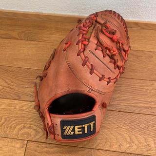 ZETT - ZETT 軟式ファーストミット