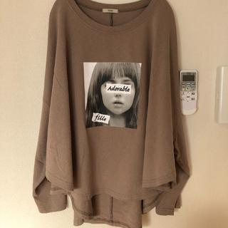 ミスティック(mystic)の試着のみ ミスティック フォトラウンドT(Tシャツ(長袖/七分))