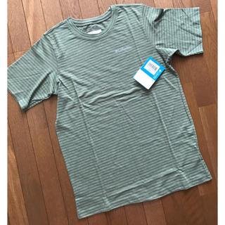 コロンビア(Columbia)のColumbia クルーネック ボーダーTシャツ (Tシャツ/カットソー)