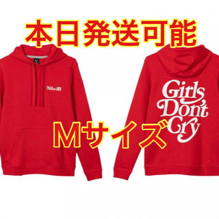 NIKE - NIKE SB Girls Don't Cry パーカー M