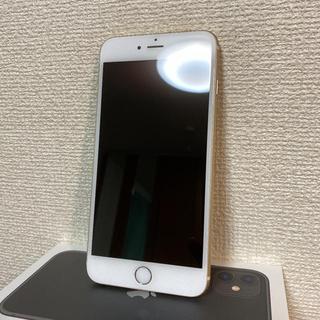 au - iPhone6 Plus GOLD 64GB au ネットワーク制限◯
