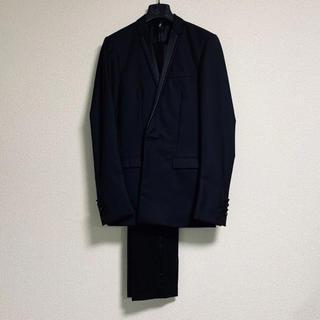 DIOR HOMME - ディオールオム タキシード スーツ スモーキング 側章 44 46