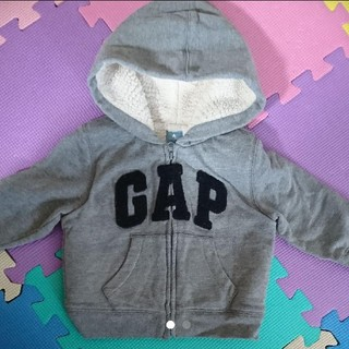 ベビーギャップ(babyGAP)のGAP ジャンパー 80(ジャケット/コート)