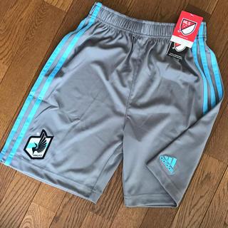 アディダス(adidas)のadidas MLS ミネソタユナイテッド サッカーハーフパンツ(パンツ/スパッツ)