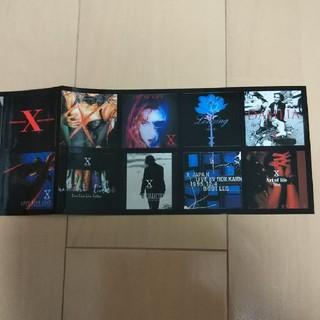X-JAPAN ステッカー
