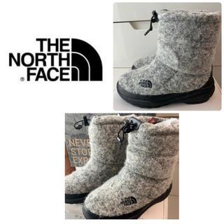ザノースフェイス(THE NORTH FACE)のノースフェイス ヌプシブーツ グレーウール(ブーツ)