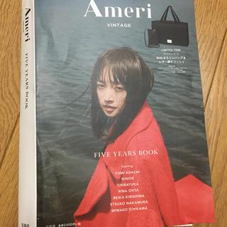 アメリヴィンテージ(Ameri VINTAGE)のAmeri VINTAGE 本(ファッション)