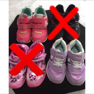 MOONSTAR  - 女の子スニーカー 18.0cmセット売り