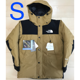 THE NORTH FACE - THE NORTH FACE MOUNTAIN DOWN JK BK S