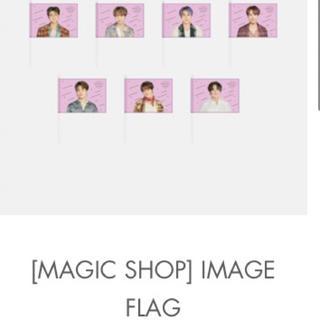 防弾少年団(BTS) - Magic shop ペンミ テテ V フラッグ