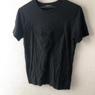 ゲス(GUESS)の黒Tシャツ ゲス(Tシャツ(半袖/袖なし))