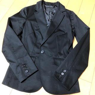 イマージュ(IMAGE)のジャケット 黒 11号(テーラードジャケット)