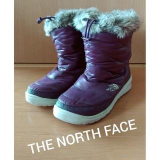 ザノースフェイス(THE NORTH FACE)のTHE NORTH FACE★スノーブーツ22.5~23㎝(ブーツ)